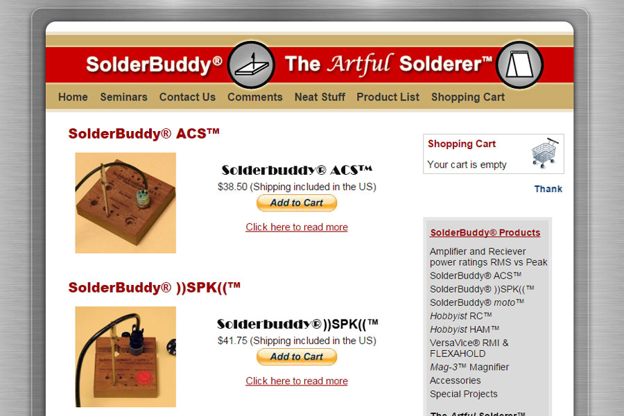solderbuddy.com