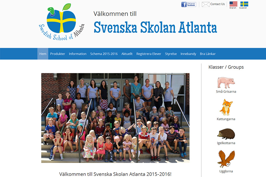 Svenska Skolan Atlanta